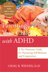 Cover--Parenting Your Child with ADHD
